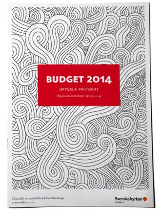 Uppsala pastorat budget 2014